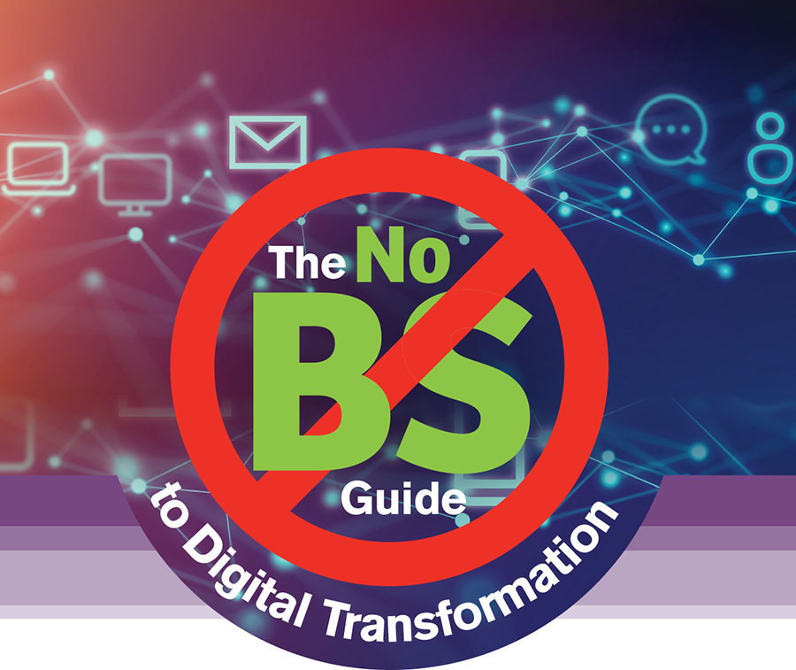 the no bs guide to digital transformation